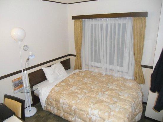 Toyoko Inn Kyoto Gojo-Omiya: Single Room
