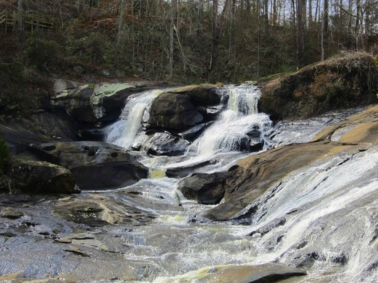 Jackson, Джорджия: Towaliga Falls