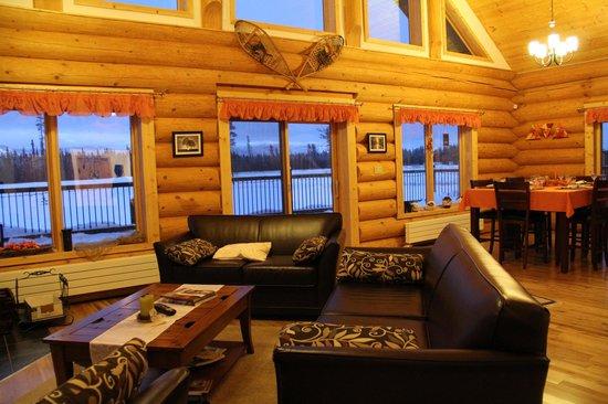 Northern Lights Resort & Spa:                   dining