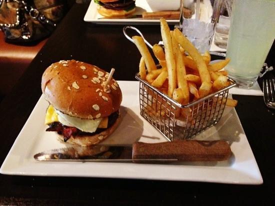 Burger Haus Bild