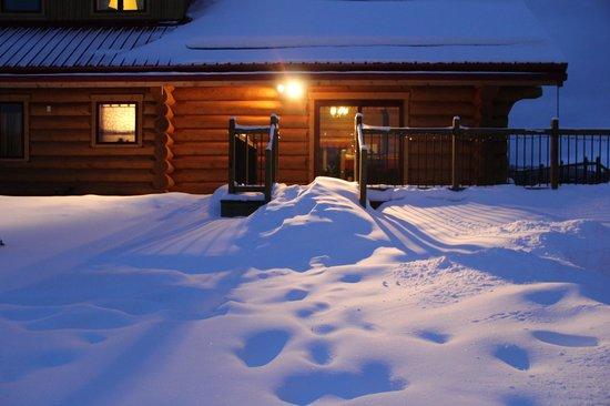Northern Lights Resort & Spa:                   outside