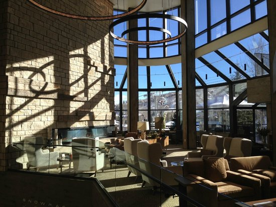 The Westin Snowmass Resort: lobby