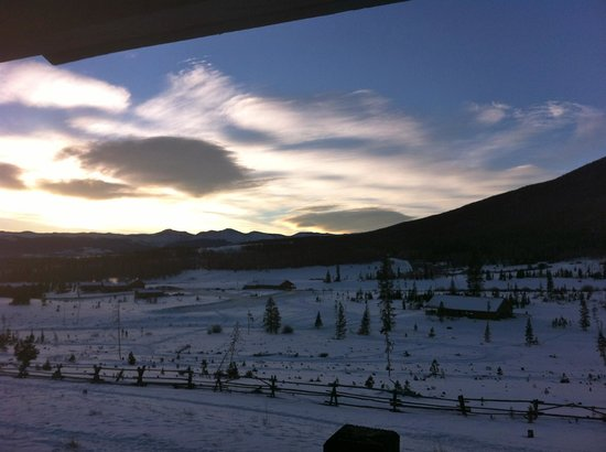 Snow Mountain Ranch:                                     Indian Peaks Lodge