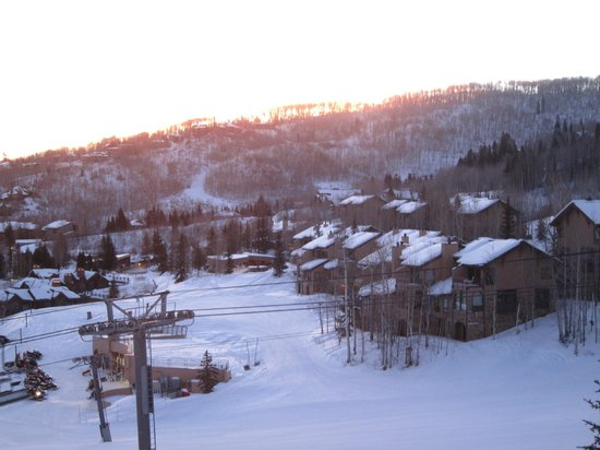 The Westin Snowmass Resort: the view