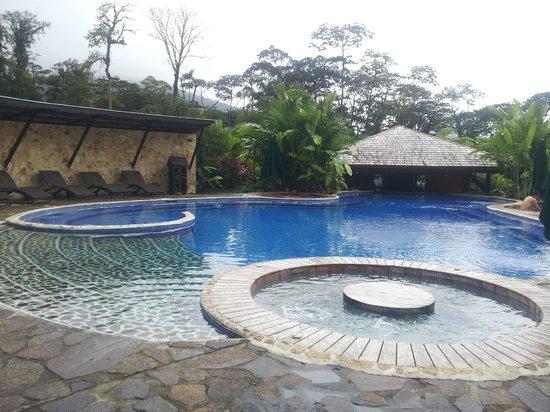Rio Celeste Hideaway Hotel:                   Piscina