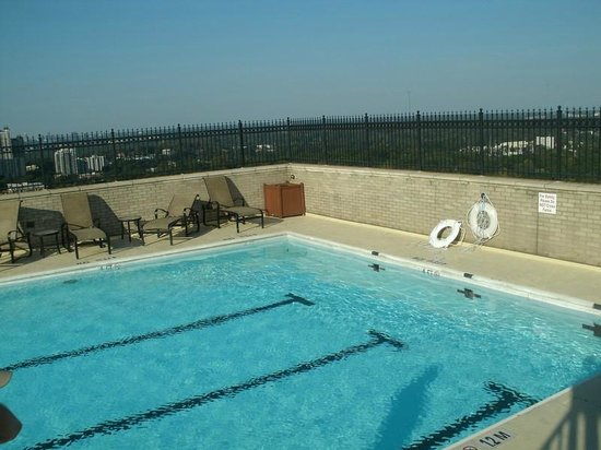 The Georgian Terrace Hotel: Rooftop Pool