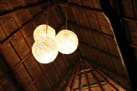 El Dorado Maroma, a Beachfront Resort, by Karisma:                                     Fairytale lights !