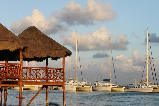 El Dorado Maroma, by Karisma:                                     Beach !