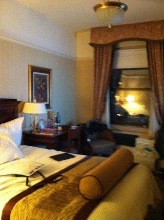 Wellington Hotel:                                                       Habitación