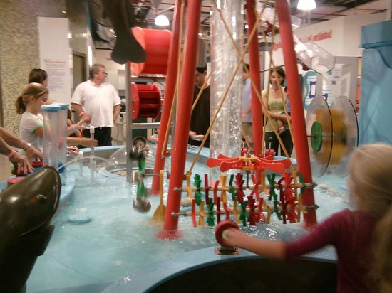 """Jackson, Mississippi: One of the """"water toys"""""""