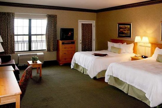 Hampton Inn & Suites Petoskey: Suite