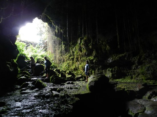 Hilo, Hawái: Easy To Explore These Caves
