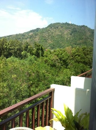 Elcidium Boutique Guesthouse:                   room with a view!!