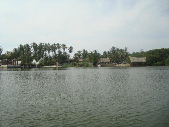 Laguna de Coyuca : Empieza el viaje