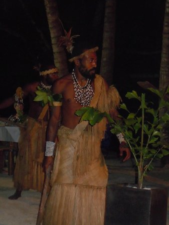 Aquana Beach Resort:                                     Tribal Music Night