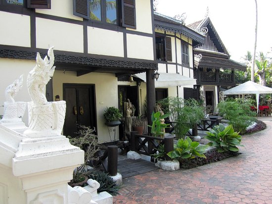 Ramayana Boutique Hotel: Hotel