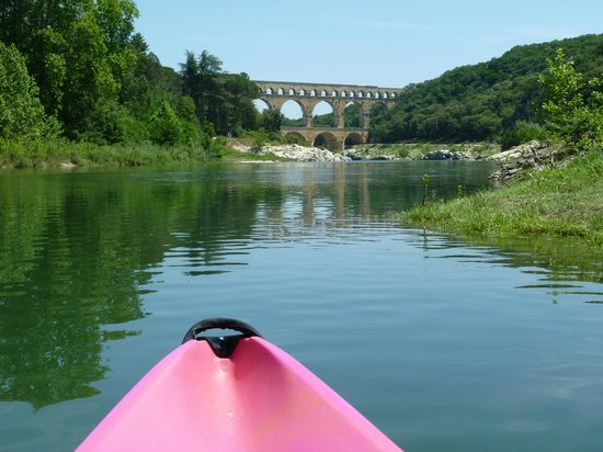 Canoe collias :                   Magnificent as it comes into view