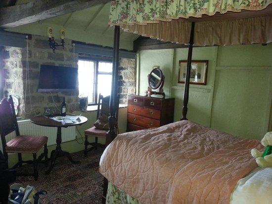 Riber Hall:                   room 7