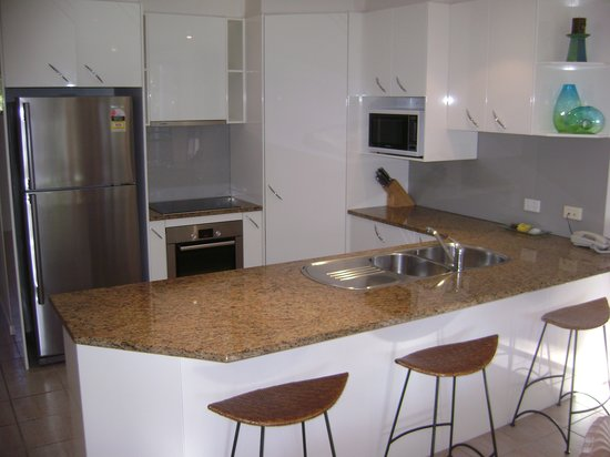 Como Noosa: Full equipped kitchens