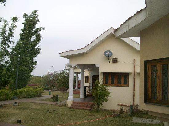 Mtdc Hotels Near Ajanta Caves