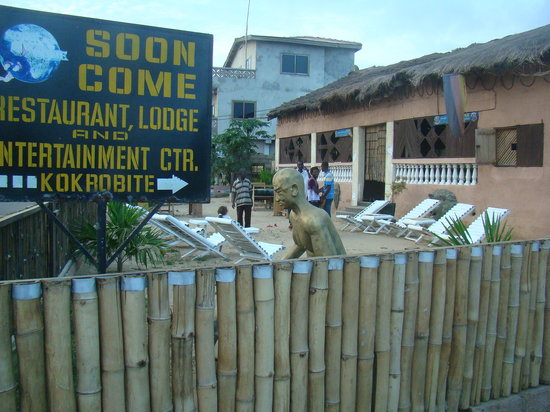 Soon Come, Restaurant, Lodge and Entertainment Centre: Soon Come Bar and Restaurant