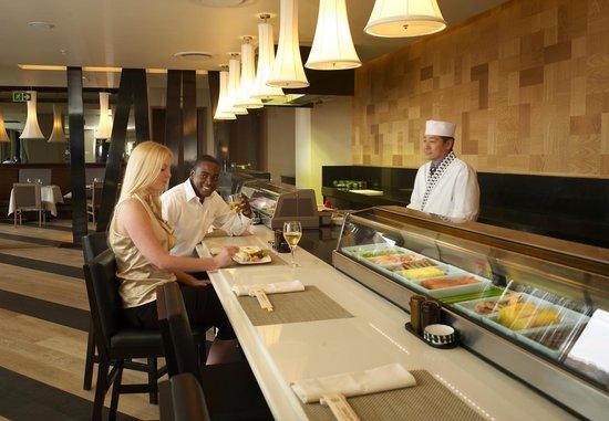 Southern Sun Hyde Park Sandton: Daruma Sushi Bar