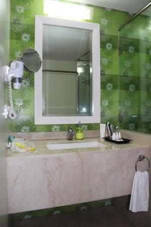 ไซทรัส โกอ์ โฮเต็ล:                   Ванная комната