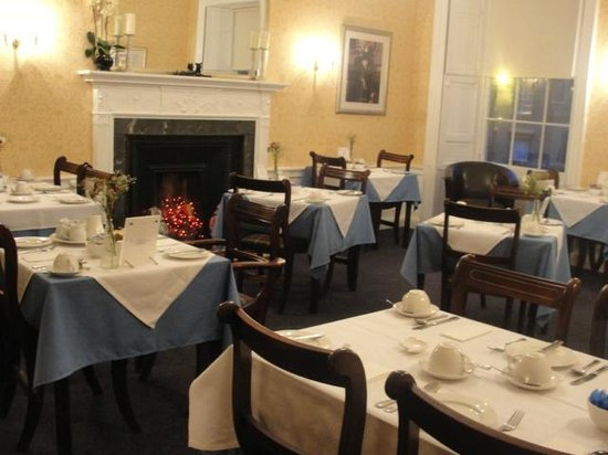 Elder York Guest House:                   the dining place..beautifully maintained