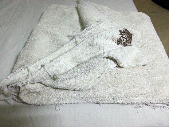 The Kings Hotel :                   Towel
