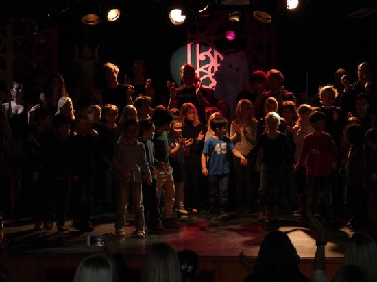 Club Med Peisey-Vallandry:                   SPECTACLE FIN de SEJOUR                 