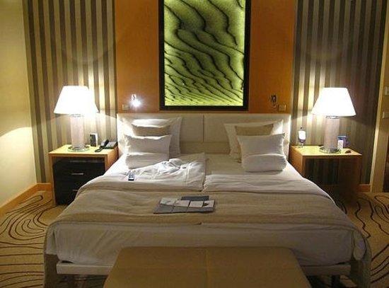 Le Meridien Munich:                   غرفة ديلوكس بلس