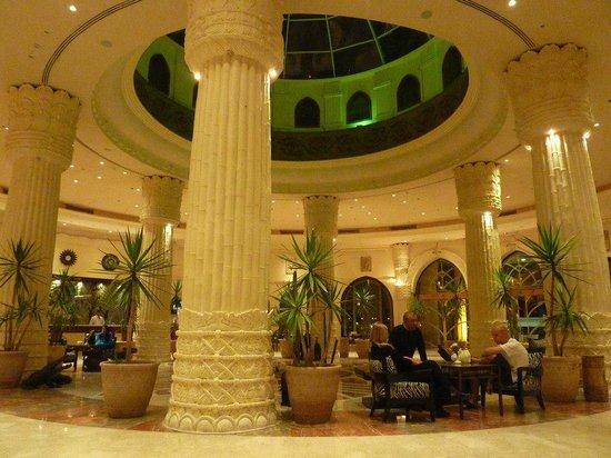 Caribbean World Resorts Soma Bay: lobby