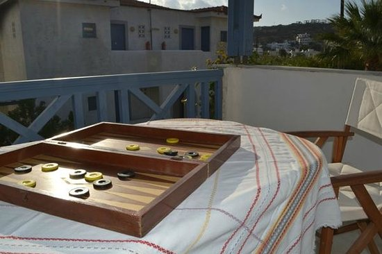 Maistrali Studios: balcony of the room