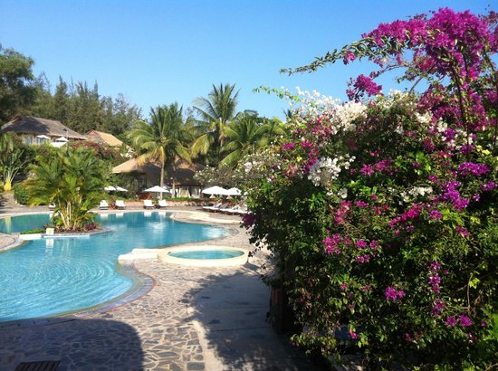 Victoria Phan Thiet Beach Resort & Spa: Swimming pool