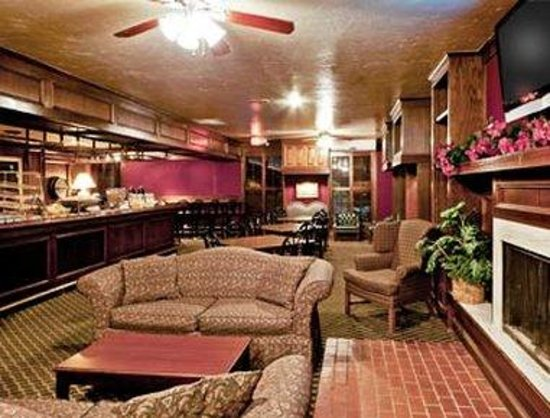 Hotel Oklahoma City North: Restaurant
