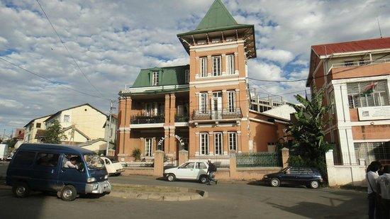 Villa Vanille:                   une jolie maison
