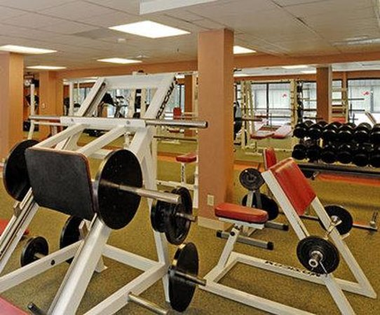 Adam's Mark Buffalo: Fitness Center
