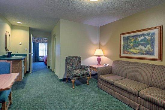 Country Inn & Suites By Carlson, Roanoke: CountryInn&Suites Roanoke SuiteKing