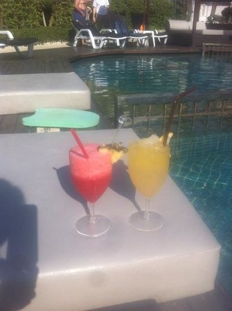 Sawaddi Patong Resort & Spa :                                     nice drinks