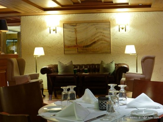 Herodion Hotel: Lounge area of Hotel