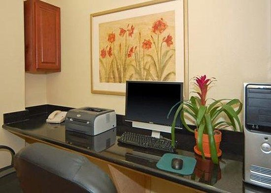 Comfort Suites Galveston: Business center