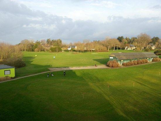 Le Roi Arthur :                   The Golf Field