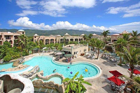 Promisedland Resort & Lagoon : Exterior