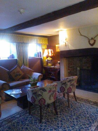 Bridge House Hotel :                   Lounge