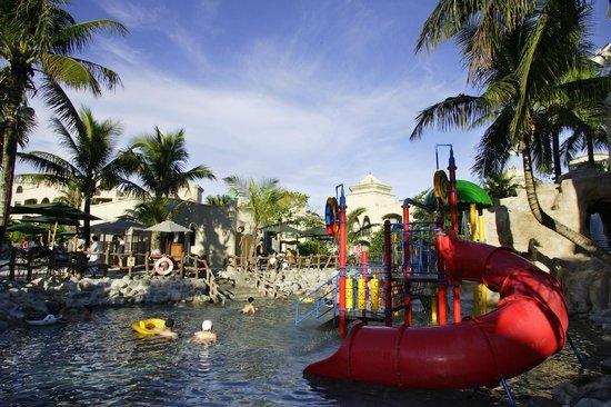 Promisedland Resort & Lagoon : Kid's Pool