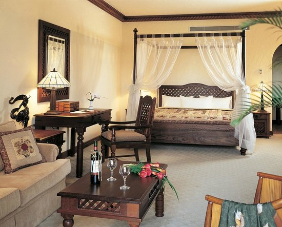 Promisedland Resort & Lagoon : Luxury Honey Moon Suite