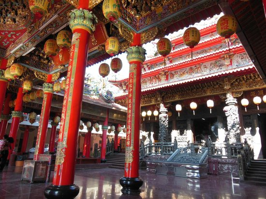 What to do and see in Tainan, Taiwan: The Best Places and Tips