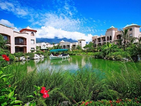 Promisedland Resort & Lagoon : Lagoon