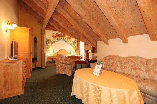 Hotel Edelweiss: Komfort-Doppelzimmer