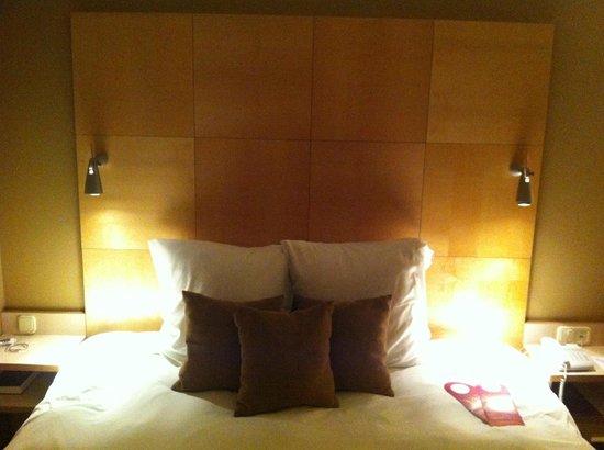 Mercure Budapest Korona Hotel: La nostra stanza